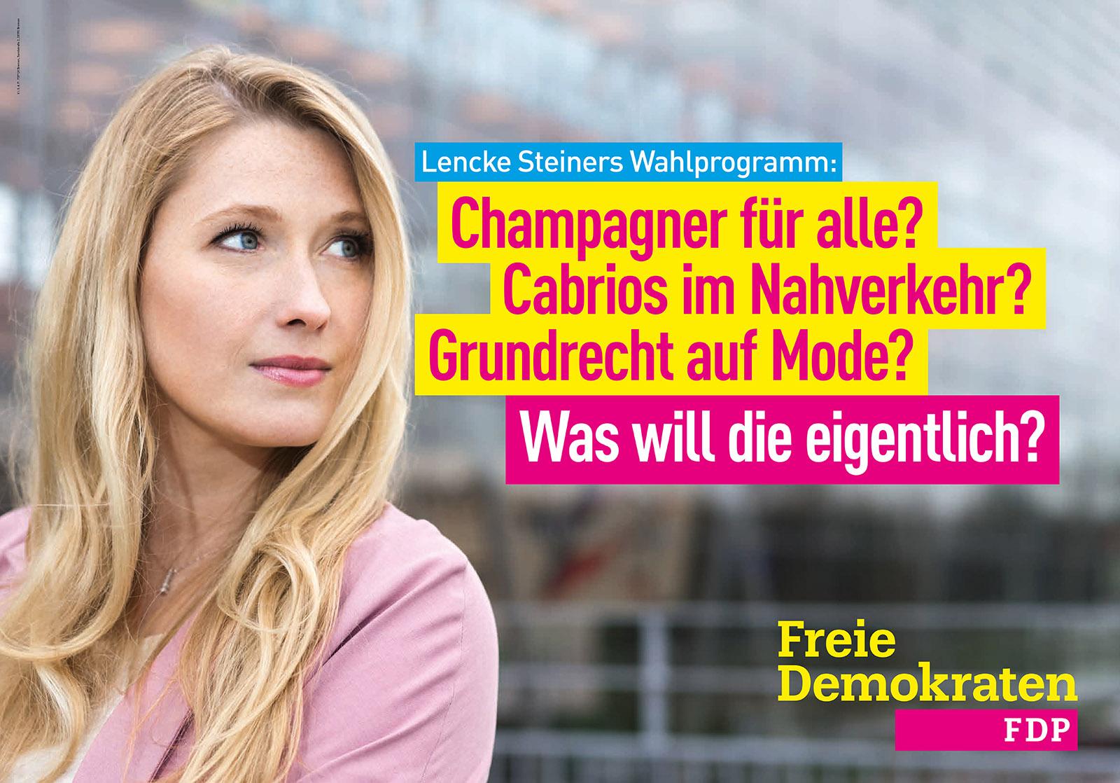 FDP Kampagne Bremen 2015