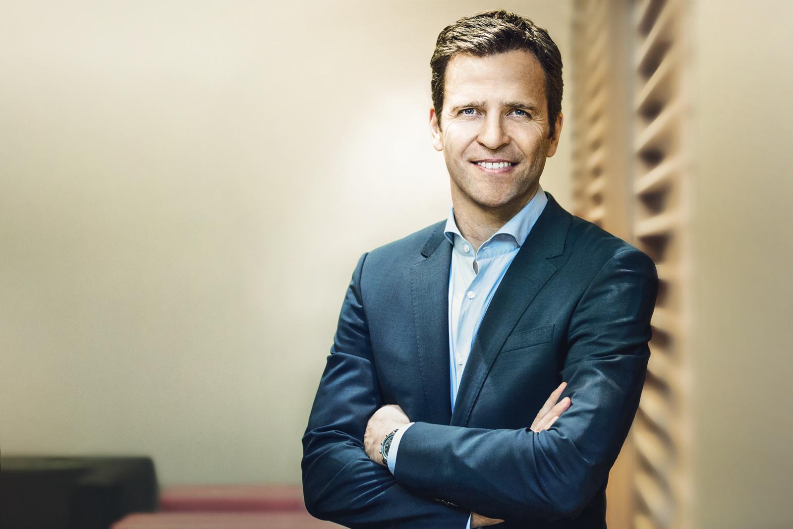 Portrait Oliver Bierhoff