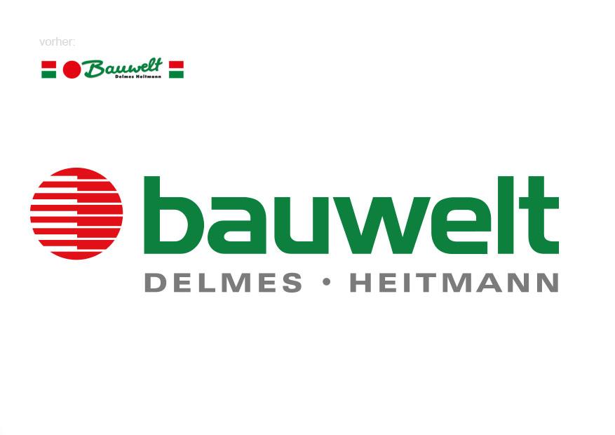 Bauwelt | Entwicklung Logo Design