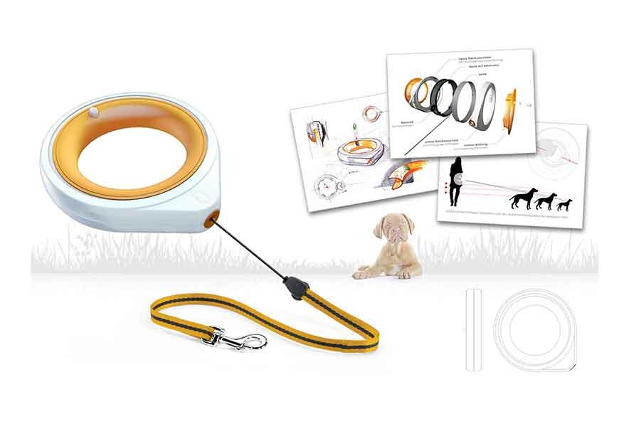 jbd Studie | Hundeleine | Produktdesign