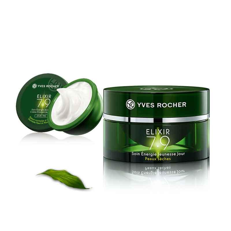 Yves Rocher | Elixir 7.9 | Entwicklung Produkt Design