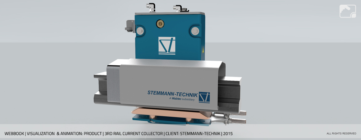 Product Visualization Stemmann-Technik