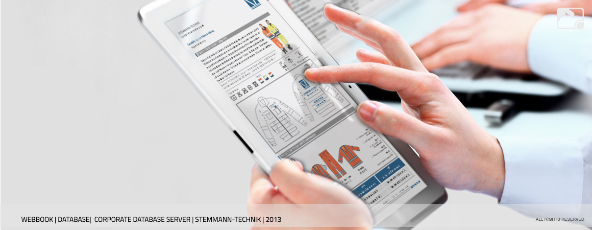 Corporate Database Stemmann-Technik