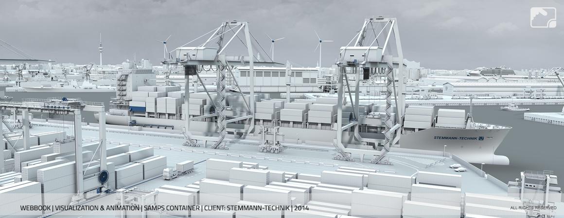 Megaposter Scenario Stemmann-Technik