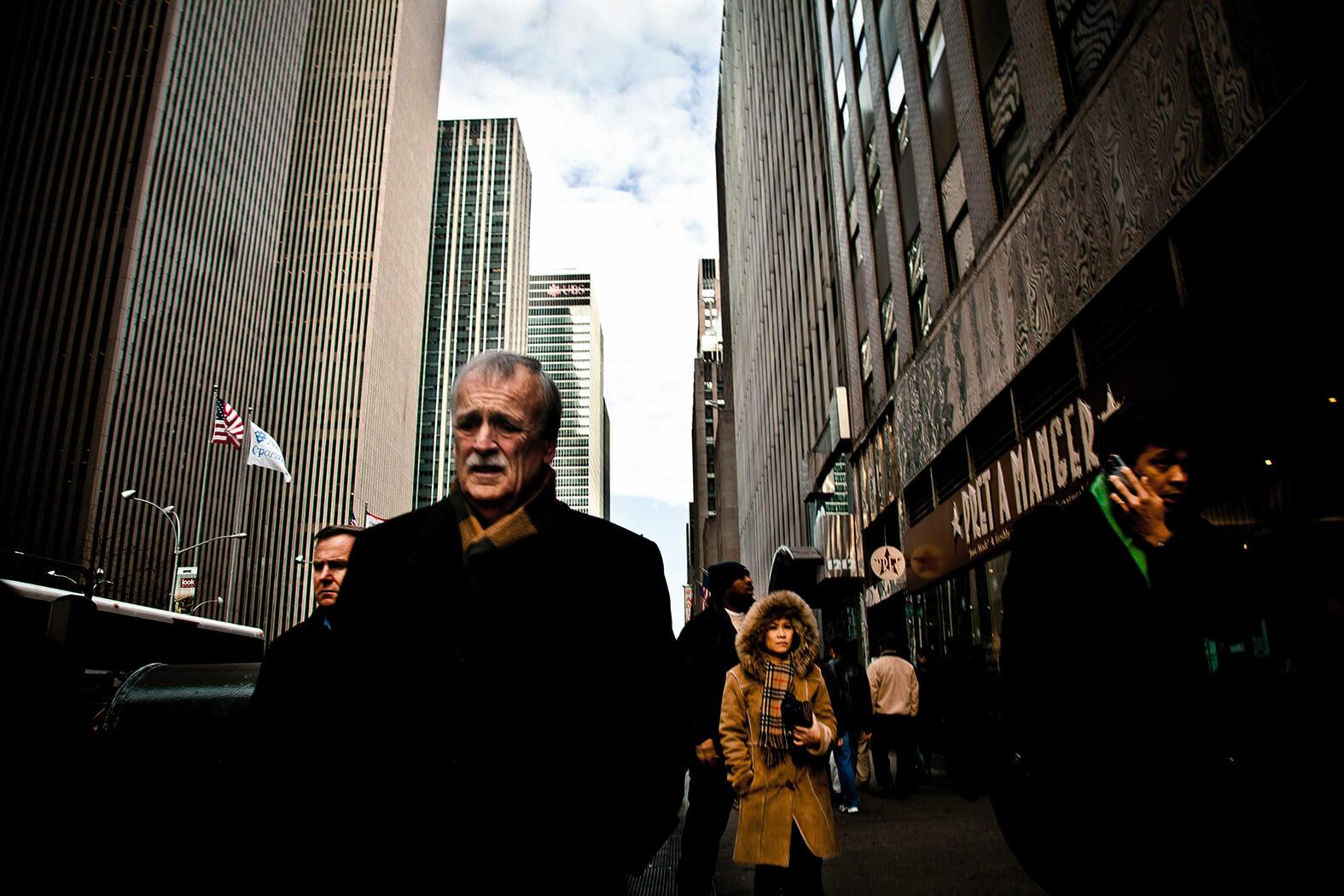 Reportage New York Traveller´s World Magazin