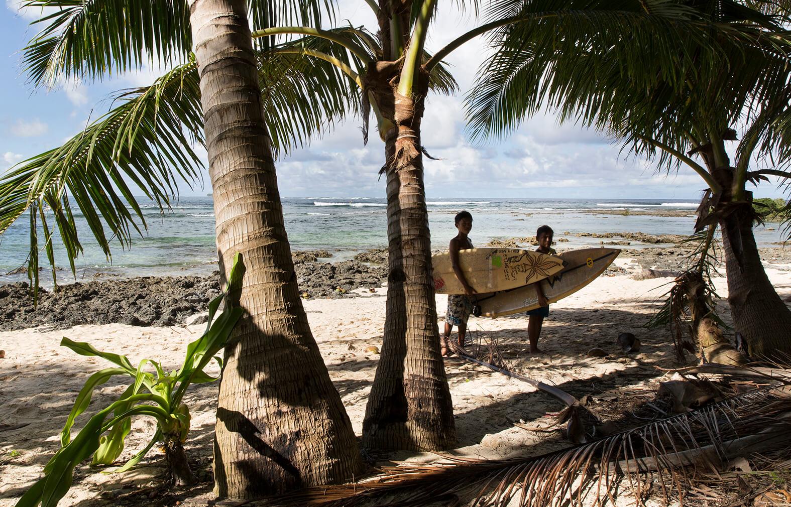 Reportage Dedon Island / Dedon