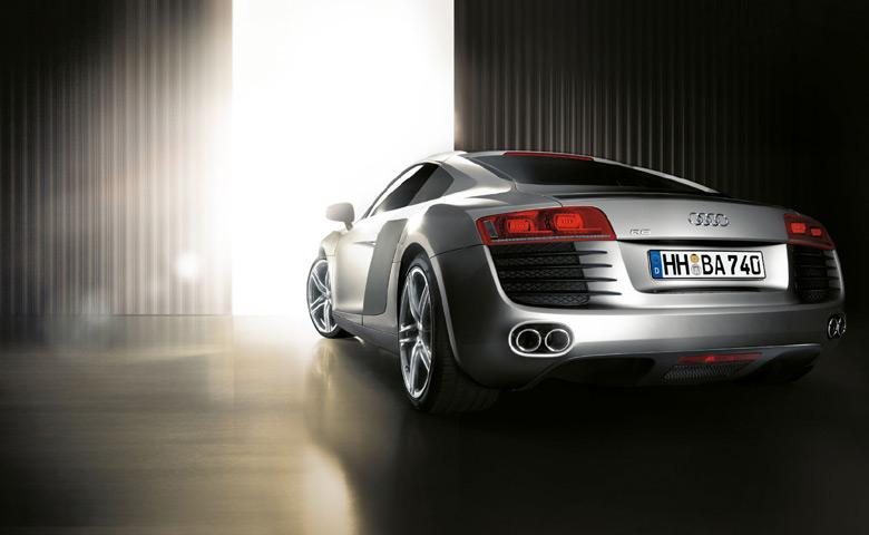 Audi R8 Katalog/Plakate