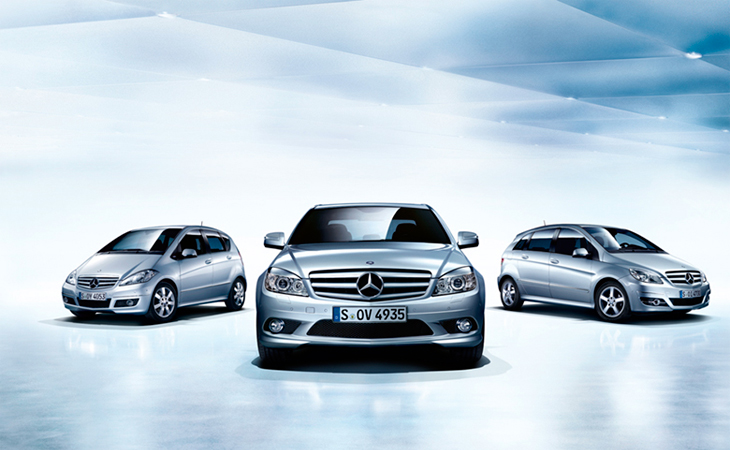 Mercedes-Benz Star-Class M-Klasse / GLK