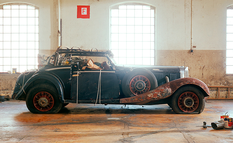 Mercedes-Benz Classic Scheunenfund