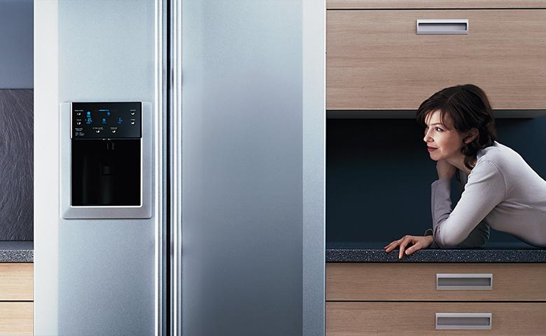 Samsung Küchen Katalog-Motiv