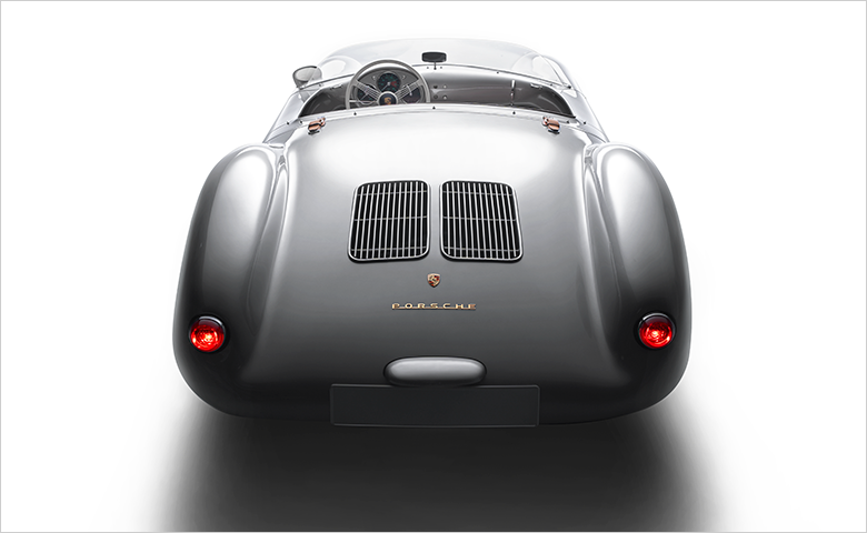 Porsche Spyder 550