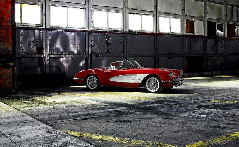 Corvette Meilenwerk